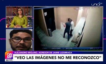 Alejandro Miglino da la cara, pide disculpas a la familia y anuncia que se entregará voluntariamente
