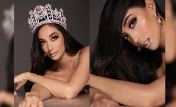 Eloisa Gutierrez oficialmente es la Miss Bolivia Grand 2021