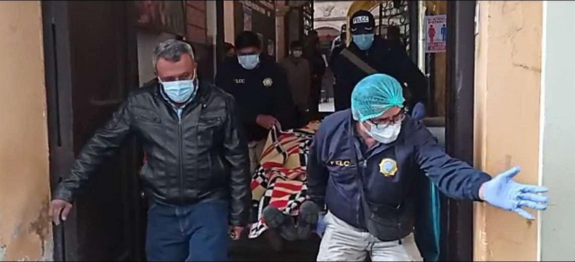 Hallan sin vida al alcalde de San Javier en La Paz - Red Uno de Bolivia