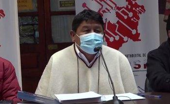 Gobernador de Potosí presenta proyecto de ley del bono estudiantil de Bs 500