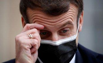 Macron cambia de teléfono por caso Pegasus e Israel estudia frenar exportación de software espía
