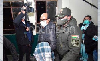 Aprehenden a exasesor de Murillo por 'tráfico de condecoraciones a Policías'