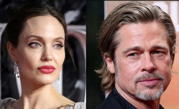Batalla legal entre Angelina Jolie y Brad Pitt en el ojo de la tormenta