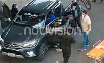 Matan a un hombre en medio de una balacera en la avenida Blanco Galindo y Beijing en Cochabamba
