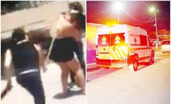 Agarró a 'escobazos' a su vecina hasta mandarla al hospital