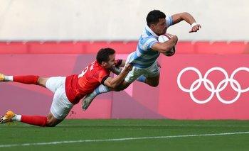 Pumas argentinos vencen a Gran Bretaña y conquistan bronce