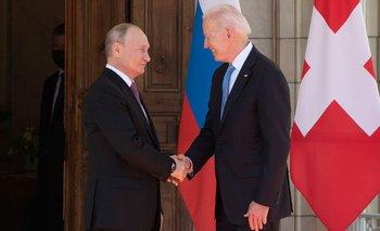 El Kremlin considera errónea la opinión de Biden sobre Rusia