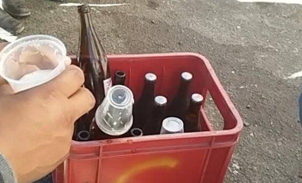 Mata a su amigo por una caja de cerveza - Red Uno de Bolivia