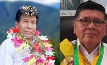 Alcaldes de Caranavi y La Asunta fallecen a causa del coronavirus