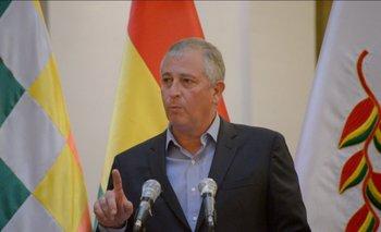 Branko Marinkovic asume como ministro de Planificación del Desarrollo