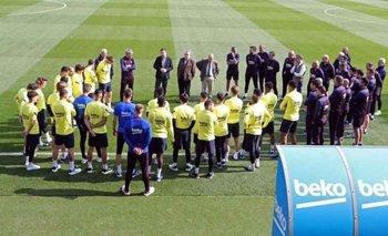 El Barça revela el caso positivo de Covid-19 en sus filas