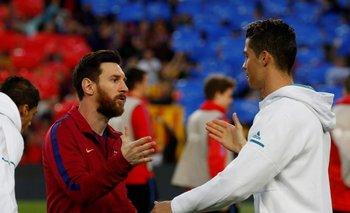Impensado: Cristiano Ronaldo es ofrecido al Barcelona y jugaría con Messi