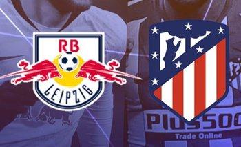 Tras 5 meses de espera, Leipzig vs Atlético de Madrid definen quien juega las
