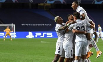 Remontada histórica: El PSG venció al Atalanta por 2-1 con un agónico gol a los 93'