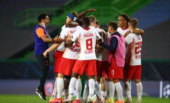 ¡Bombazo! Leipzig elimina al Atlético de Madrid y se mete a
