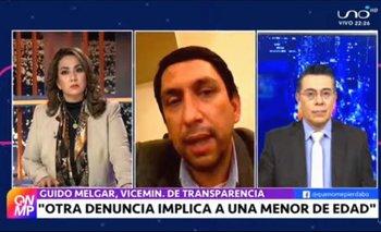 Surge segunda denuncia contra Morales por supuesto abuso a una menor