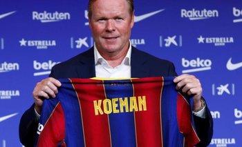 Koeman tiene definido que delanteros quiere y ya se lo hizo saber al Barcelona