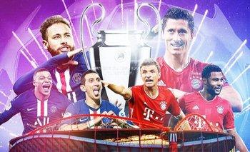 Bayern Múnich vs PSG definen hoy al nuevo 'Rey de Europa'