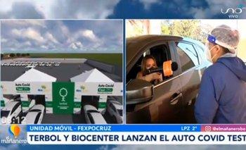 Santa Cruz: Terbol y Biocenter lanzan el