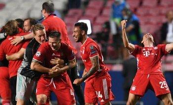 ¡Larga vida al Rey! Bayern Múnich venció 1-0 al PSG y consiguió su sexta corona en Europa