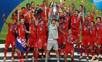 Reviví los mejores momentos del partido en la consagración de Bayern Múnich