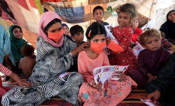 Unicef dice que algunos talibanes apoyan la educación para las niñas afganas
