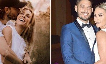 Ximena Zalzer y Óscar Parada cumplen tres años de matrimonio