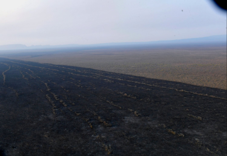 Francia envía equipo de seguridad civil por incendios en Amazonia