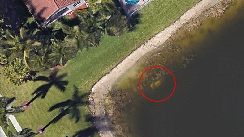 Encuentran restos humanos de un hombre desaparecido gracias a Google Earth