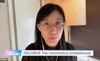 La viróloga china que afirma que el coronavirus se creó en un laboratorio publicó su informe