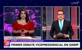 En vivo: 1er debate Vicepresidencial rumbo a las Elecciones Generales 2020