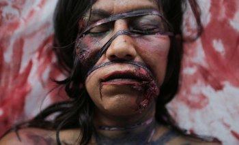 Aumentan feminicidios en México en medio de multitudinarias protestas