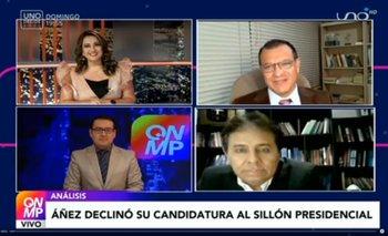 Análisis de la declinatura de Jeanine Áñez como candidata a presidenta