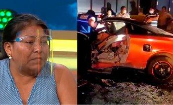 'Se la subieron a la fuerza a un auto a mi hija' y murió en un accidente