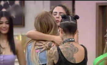 'El poder del amor': Andreína fue recibida conuna cálida bienvenida de sus compañeros