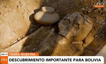 VIDEO: El gran hallazgo, una cultura que anida una historia ancestral