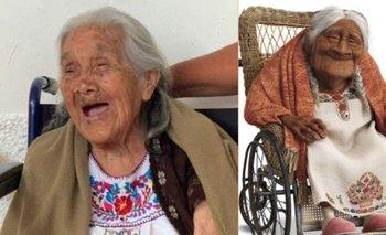 La verdadera mamá Coco está de cumpleaños, 108 años y va por más