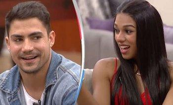 VIDEO: ¿Será que entre Andrés y Andrea hay algo más que complicidad?