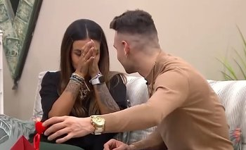 VIDEO: Jorge logra emocionar a Shirley hasta las lágrimas