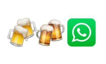 WhatsApp: Descubre la historia oculta que hay detrás del emoji de las cervezas chocando