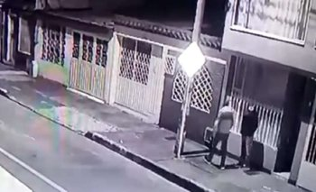 Video: Ladrones son asaltados luego de robar una casa