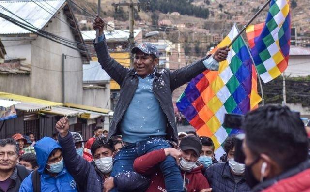 Gobierno reconoce a Arnold Alanes como presidente de Adepcoca - Red Uno de  Bolivia