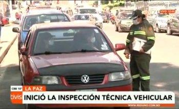 Inicia la inspección técnica vehicular a nivel nacional