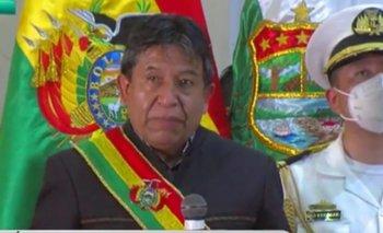 David Choquehuancaparticipa en la sesión de honor en conmemoración a los 83 años de fundación de Pando