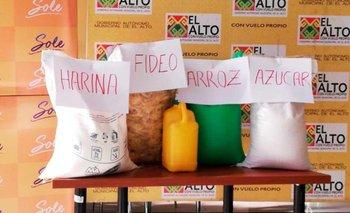 Alcaldía de El Alto está a la espera de la aprobación de Ley que permita monetizar el desayuno escolar