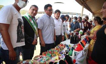 Feria Productiva Agropecuaria promueve la reactivación económica en El Torno