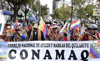 Dirigente de Conamaq denuncia agresiones en su contra tras los actos por la efeméride de Santa Cruz