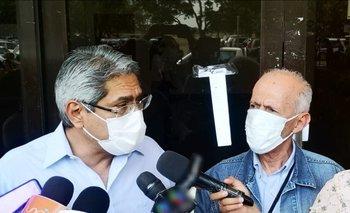 Retienen al papá del gobernador de Santa Cruz en el aeropuerto Viru Viru