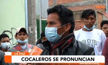 Dirigente de Cofecay pide la liberación de los detenidos en los conflictos de Adepcoca