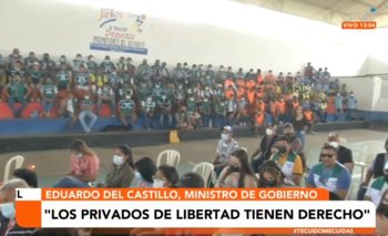 Gobierno afirma que trabaja en una norma que ayude a la rehabilitación de los privados de libertad